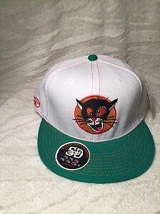 STALL & DEAN SAGINAW KRAZY KATS FITTED HAT (SIZE 8) MORE SIZES AVAILABLE