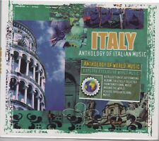 ITALY: Anthology of Italian Music (Various Artists) NEW & SEALED CD - 16 Tracks