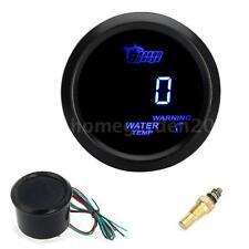 """Digital Water Temperature Meter Gauge for Car 52mm 2"""" LCD 40~120Celsius D4Q3"""