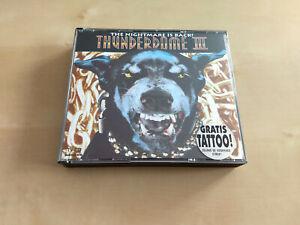 Thunderdome III (3) - The Nightmare Is Back! DE 1993 ID&T Hardcore Gabber Terror
