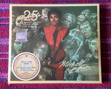 Michael Jackson ~ Thriller ( 25th Anniversary Edition ) ( Malaysia Press ) Cd