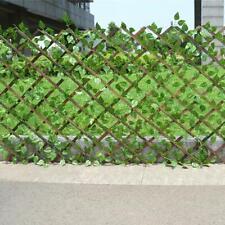 Expandable Fence Garden Trellises For Sale Ebay