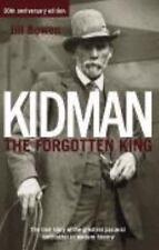 KIDMAN THE FORGOTTEN KING - BOWEN, JILL - NEW BOOK