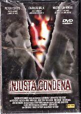 INJUSTA CONDENA con Nastassja Kinski. Tarifa plana en envío dvd España, 5 €.