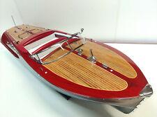 Riva - Aristar - bateau bois - 88 cm