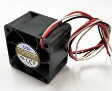 AVC DB04028B12M 40mm x 40mm x 28mm 12V DC @ 0.45A High Speed Cooling Fan 15.9CFM