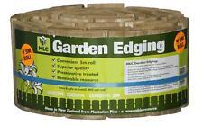Pine Garden Landscape Edging Timber Border  200mm x 5M Easy Installation