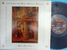 Bill Nelson ORIG UK LP Getting the holy ghost across NM '86 Portrait Art Rock