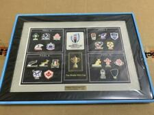 Rugby World Cup 2019 Special Pins Frame Pin badge Set Lot Assortment