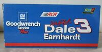 1:43 REVELL COLLECTION 1999 #3 GM GOODWRENCH  DALE EARNHARDT SR MONTE CARLO