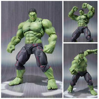Marvel Avengers Superhero Collection Incredible Hulk Action Figure Toy Doll 7.8""