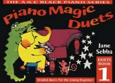 Piano Magic - Piano Magic Duets Book 1: Graded duets For the young beginner: Bk.