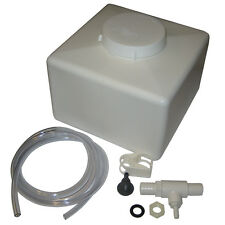 Raritan 2-Gallon Salt Feed Unit Complete System for LectraSan Marine Toilet