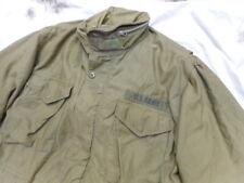 RARE 1ST TYPE US army USA issue M65 M 65 COAT FIELD jacket VIETNAM WAR OG 107
