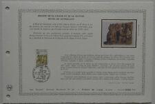 Document Artistique DAP 496 1er jour 1981 Maison de la Chasse et de la Nature