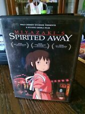 "Disney & Studio Ghibli present: Miyazaki's ""Spirited Away"" (Dvd, 2-Discs)"