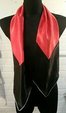Elvis Presley RED Conference suit  scarf see other scarves in our shop cossack