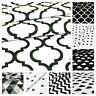 Cotton Fabric Black White 100% cotton New Patterns, wide roll 160cm 64'' #craft