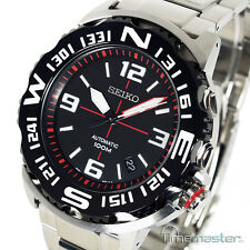 New Seiko Superior Automatic Monster Black Face  SRP445K1