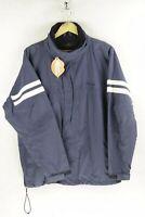 GOLFING Mens PRINGLE Jacket Coat Zipper SCOTLAND Large EXCELLENT DN1RL