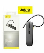 New Jabra Wireless Bluetooth Mono Headset with Original Accessories Bt2047