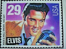 Vintage Elvis t shirt 90s 1992 Stamp mens m Mint Nos Nwot single stitch made Usa