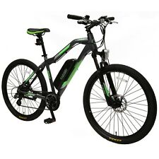 ELECTRIC MOUNTAIN BIKE, ADULT, HI SPEC MIDDLE MOTOR E BIKE