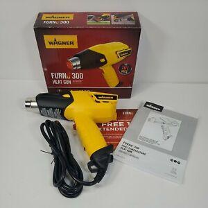 WAGNER 0503059 FURNO 300 DUAL TEMP HEAT GUN 1200W 1642651