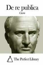 De Re Publica by Cicero (2014, Paperback)