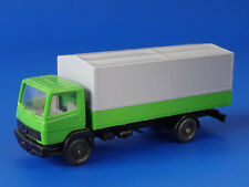 WIKING 1/87  H0 - MERCEDES Covered Flatbed Truck