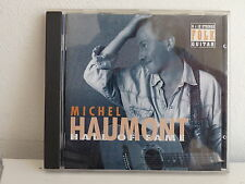 CD Album MICHEL HAUMONT Hall of fame 8238372 Folk blues jazz guitar