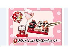 """Re-Ment """"Minnie's Lovely Cakes, #1,"""" 1:6 scale Barbie sized kitchen mini food"""