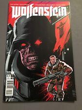 Wolfenstein # 02 ( Cover A)  9.8