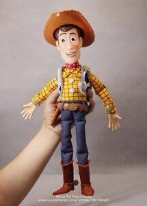 Disney Toy Story 4 Talking Woody Buzz Jessie Action Figures Anime Decorationx