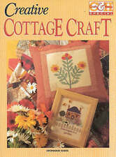 Creative Cottage Crafts by Stephanie Simes (Paperback, 1998)