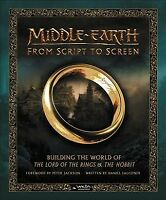 Middle-Earth from Script to Screen : Building the World of the Lord of the Ri...