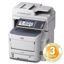 OKI MC760dn A4 Farbe Drucker - Weiß