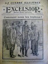 WW1 TROUPES ALLEMANDES  A BRUXELLES BLESSE ALLEMAND EXCELSIOR 4 OCTOBRE 1914
