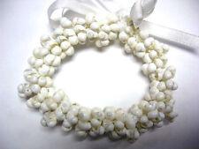 Hawaii Wedding Graduation Mongo Shell Luau Hula Jewelry Bracelet ( QTY 2 ) 24048