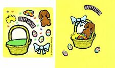 75 Make Your Own Easter Basket Stickers - Party Favors - Rewards