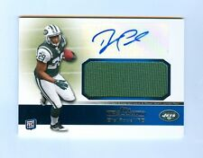 BILAL POWELL 2011 TOPPS PRECISION AUTO JERSEY RC JETS