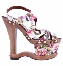 Buckle High (3 in. and Up) Wedge Casual Sandals & Flip Flops for Women