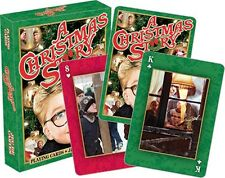 A Christmas Story Movie Photo Illustrated Playing Cards New Sealed