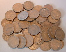 CANADA  1 CENT 1948 VG to F+ ****50 pcs lot*****