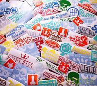30 Sticker Autoaufkleber ÜBERPRODUKTION Sticker dapper Tuning sticker bomb