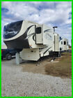 2016 Heartland Big Country BC 4010RD 42' 5 Slide Outs Sleeps 6 King Bed Fireplac