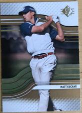 Upper Deck SP Golf Trading Card - #12 Matt Kuchar