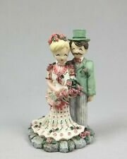Ivy & Innocence Mary & John Knight Jr. #05241 Figurine Cast Art Ind Inc 1997