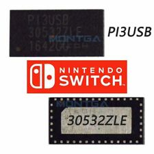Puce HDMI USB  Type C IC chipset PI3USB P13USB 30532ZLE pour Nintendo Switch