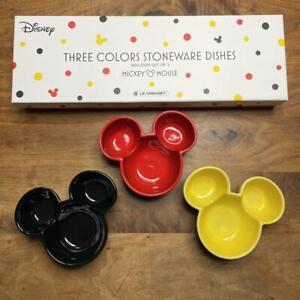 Le Creuset Mickey Mini Dish Set